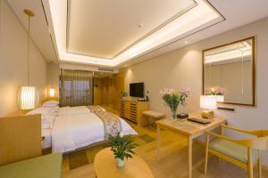 China Show Intertional Hotel, Szállodák  Kanton - big - 39