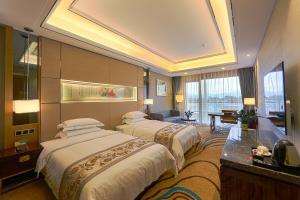 China Show Intertional Hotel, Szállodák  Kanton - big - 44
