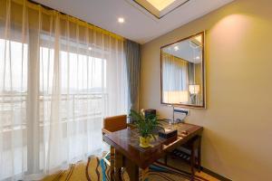 China Show Intertional Hotel, Szállodák  Kanton - big - 45
