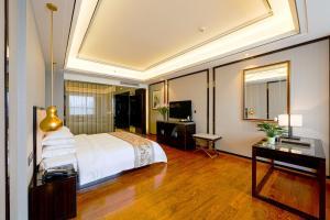 China Show Intertional Hotel, Szállodák  Kanton - big - 46