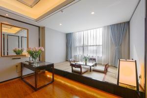 China Show Intertional Hotel, Szállodák  Kanton - big - 47