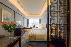 China Show Intertional Hotel, Szállodák  Kanton - big - 48