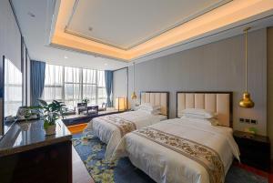 China Show Intertional Hotel, Szállodák  Kanton - big - 49