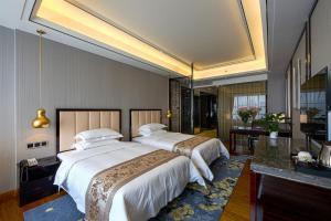 China Show Intertional Hotel, Szállodák  Kanton - big - 50