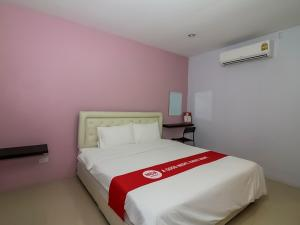 Standard Double Room - Guestroom NIDA Rooms Pramote 14 Thapma City