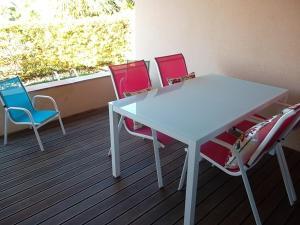 Mar da Luz, Algarve, Apartments  Luz - big - 10
