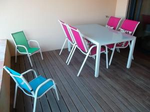 Mar da Luz, Algarve, Apartments  Luz - big - 11
