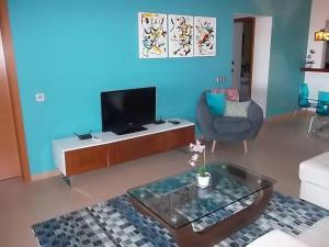 Mar da Luz, Algarve, Apartments  Luz - big - 13