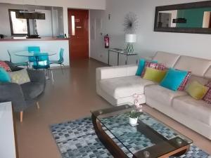 Mar da Luz, Algarve, Apartments  Luz - big - 16