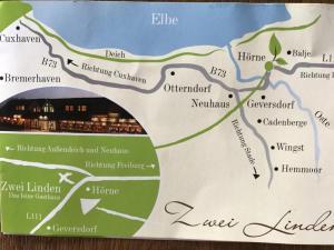 Hotel Zwei Linden - links der Elbe