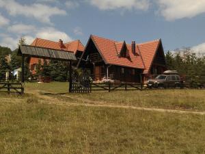 Chalet Four Season, Chalets  Zlatibor - big - 20