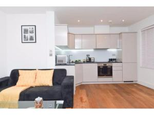 Modern and Spacious 2 bedroom flat in Greenwich