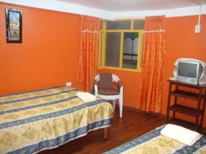 Casa Hospedaje Leyva, Priváty  Cusco - big - 16