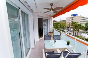 Oksana Planet Costa Dorada, Apartmanok  Salou - big - 8