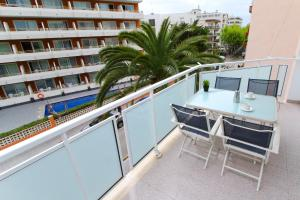 Oksana Planet Costa Dorada, Apartmanok  Salou - big - 7