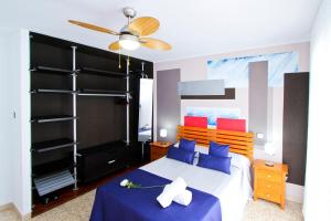 Oksana Planet Costa Dorada, Apartmanok  Salou - big - 3