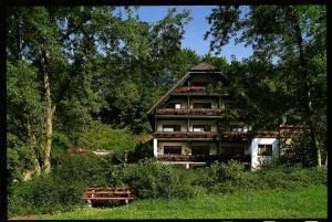 Landhaus Sackmann, Apartments  Baiersbronn - big - 9
