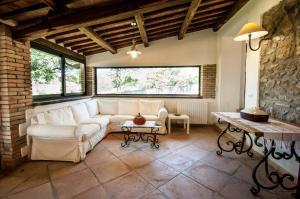 Borgo Santa Cristina, Загородные дома  Кастель-Джорджо - big - 5
