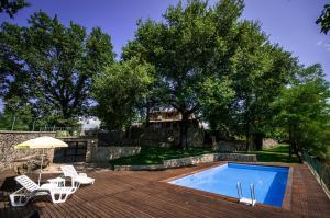 Borgo Santa Cristina, Загородные дома  Кастель-Джорджо - big - 14