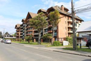 Departamento Edificio Costanera, Appartamenti  Puerto Varas - big - 1