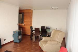 Departamento Edificio Costanera, Appartamenti  Puerto Varas - big - 17