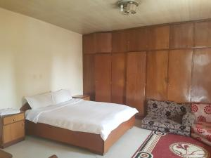 Azeb Guest House, Pensionen  Nefas Silk - big - 18