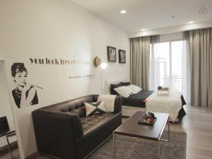 Luxury Studio Apartment @ Bukit Bintang
