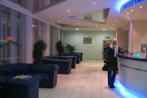 Отель Спутник - фото 7
