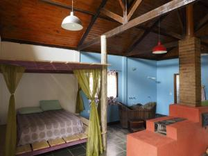 Canto da Lala Chales, Guest houses  Pouso Alto - big - 48