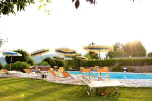 Casa Di Campagna In Toscana, Загородные дома  Совичилле - big - 82