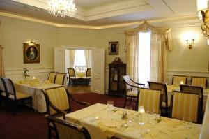 Kaštiel Čereňany Reštaurácia Afrodita