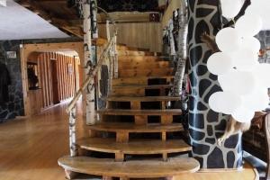Hotel Tusheti, Hotels  Omalo - big - 9