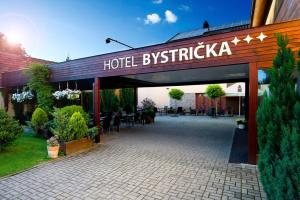 Hotel Bystricka