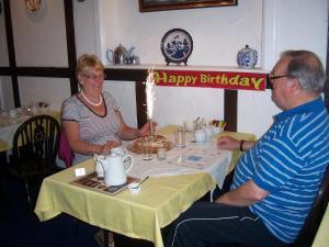 Mickleton Guesthouse, Penzióny  Skegness - big - 27