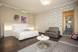 Hotel Lalla - Beauty & Relax, Отели  Чезенатико - big - 12