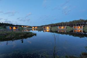 Les Echasses Eco-Lodge
