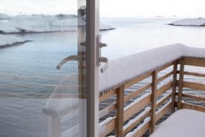 Annebua-Svolvær, Holiday homes  Svolvær - big - 21