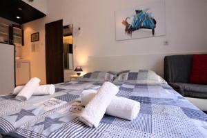 Guest house The heart of Dubrovnik, Pensionen  Dubrovnik - big - 67