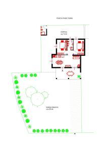 Piccolo Residence in Pietra, Aparthotels  Tertenìa - big - 12