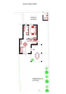Piccolo Residence in Pietra, Aparthotels  Tertenìa - big - 31