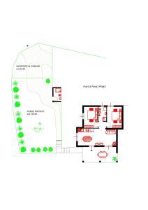 Piccolo Residence in Pietra, Aparthotels  Tertenìa - big - 4