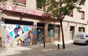 Мадрид - Hostal 4C Cuatro Caminos