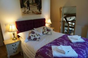 Darling Buds Farm En Suite B&B Room