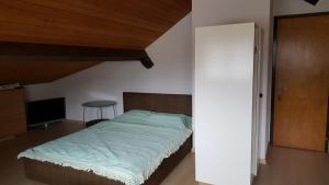Dachzimmer rustikal