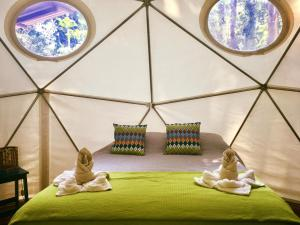 FAITH GLAMPING DOME COSTA RICA, Puerto Manzanillo