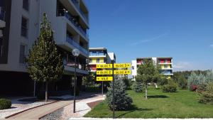 Airport Residence, Apartmány  Otopeni - big - 93