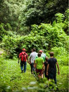 Rodavento Natural, Lodges  Jalcomulco - big - 23