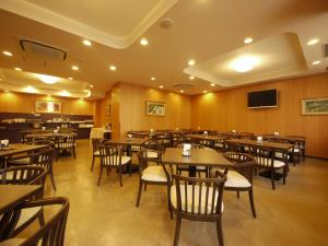 Hotel Route-Inn Saga Ekimae, Economy hotels  Saga - big - 24