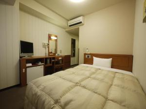 Hotel Route-Inn Saga Ekimae, Economy hotels  Saga - big - 9