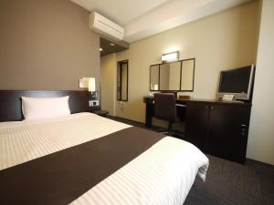 Hotel Route-Inn Saga Ekimae, Economy hotels  Saga - big - 11